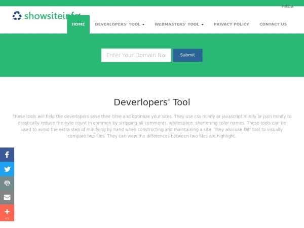 infositeshow.com